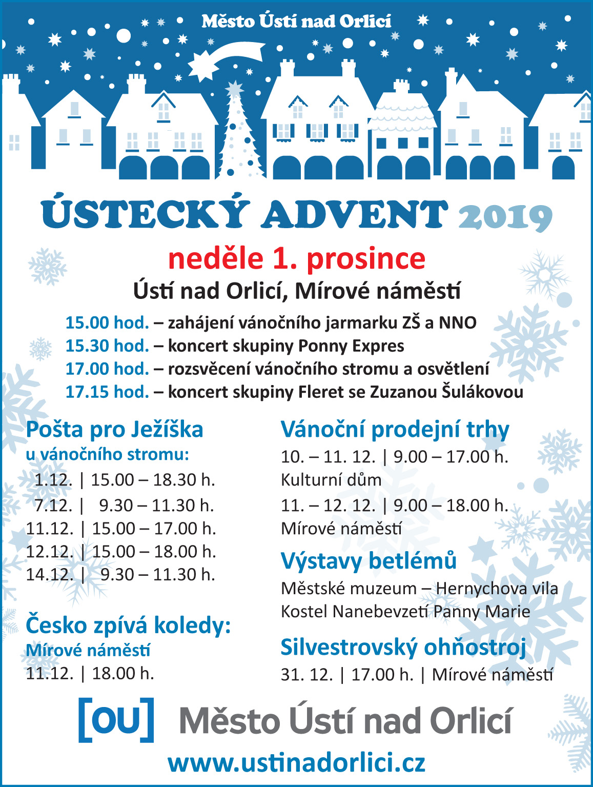 advent zahajeni 2019